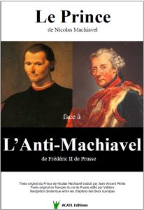 L'anti-Macchiavel